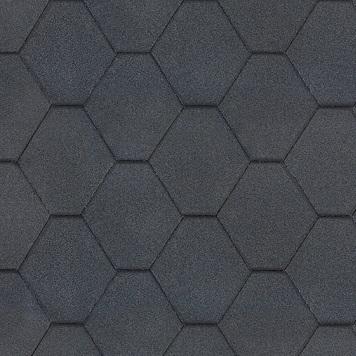 hexagonal-black